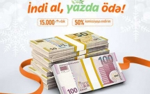 Unibankın güzəşt müddətli kredit kampaniyası davam edir