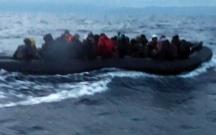 İzmirdə 49 miqrant ölümdən xilas edildi