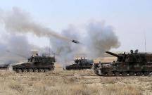 Türkiyə Suriyaya ilk zərbəsini endirdi