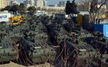 Azərbaycan Rusiyadan hərbi texnika aldı