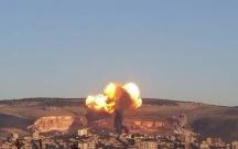 Afrin belə bombalandı