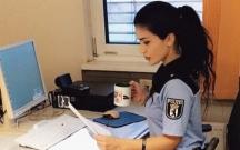Alman mətbuatı azərbaycanlı qadın polis komissarından yazır