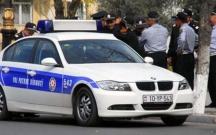 Bakıda məzunların olduğu 7 maşın polis tərəfindən saxlanılıb