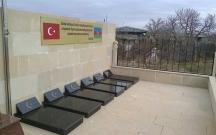 Qubalıbaloğlanda naməlum türk əsgəri məzarlığı...
