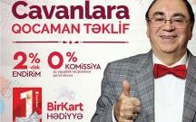 "Kapital Bank-dan ""Cavanlara qocaman təklif"""
