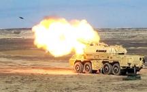Ordumuz artilleriya təlimi keçdi