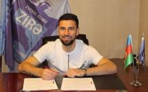 """""""Zirə"""" makedoniyalı futbolçu transfer etdi"""