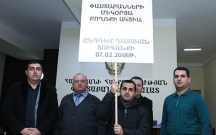 Ermənistanda vəkillərdən kütləvi etiraz