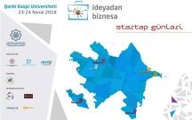 Western Caspian-da Startap Günləri keçiriləcək