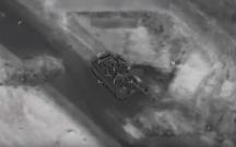 ABŞ Suriya hərbçilərini bombaladı, 200-dən çox ölən var