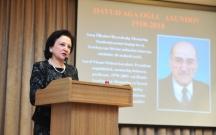 AzMİU-da memar Davud Axundovun 100 illik yubileyinə həsr olunmuş konfrans keçirilib