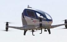 Dünyanın ilk pilotsuz hava taksisi istifadəyə hazırdır