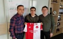 Azərbaycanlı futbolçu Çexiya çempionuna keçdi