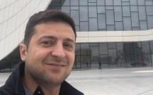 Məşhur ukraynalı şoumen Bakıya gəldi