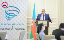 """""""RUN"""" beynəlxalq investisiyaları Azərbaycana gətirir"""