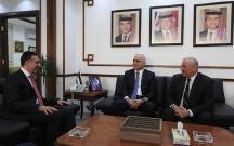 Azərbaycan-İordaniya iqtisadi əlaqələri müzakirə edilib
