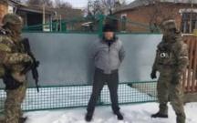 Ukraynada azərbaycanlı quldur-mafioz saxlanıldı