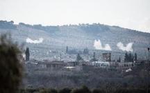 Türkiyə tankları bombalayır