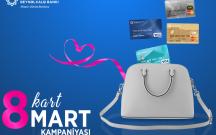 Azərbaycan Beynəlxalq Bankından xanımlara kart hədiyyə