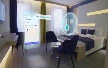 Avropada smartfonla idarə edilən hotel istifadəyə verildi