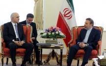 Şahin Mustafayev İranın Prezident Aparatının rəhbəri ilə görüşüb