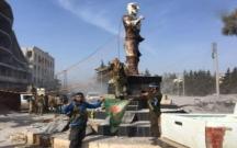 Afrin terrorçulardan azad olundu