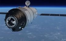 Kosmik stansiyanın qalıqları Azərbaycana düşəcək