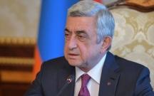 Ermənistan hökuməti Sarkisyana ev bağışladı