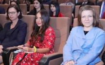 Leyla Əliyeva film təqdimatında