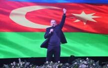 Prezident ailə üzvləri ilə konsertdə