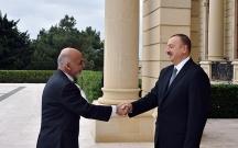 Əfqanıstan prezidenti Əliyevə zəng edib