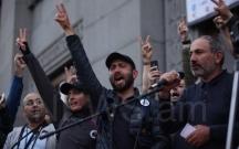 Ermənistanda Serj Sarkisyana qarşı mitinq keçirilir