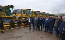 Şirvanda məhsul istehsalçılarına yeni texnikalar təqdim olunub