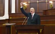 Prezident Milli Məclisdə