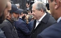 Ermənistan hökuməti istefa verdi