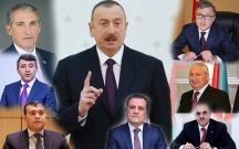 İlham Əliyevdən hakimiyyətdə 30 faizlik dəyişiklik