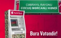 Kapital Bank Cocuq Mərcanlıda