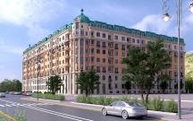 Sahil Park-da yeni binanın inşası başladı