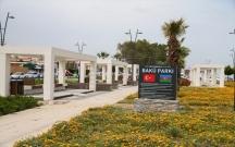"""İzmirdə """"Bakı parkı"""" açıldı"""