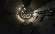İlon Maskın tikdirdiyi tunel hazırdır