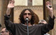 Tbilisidə etiraz aksiyası yenidən başladı