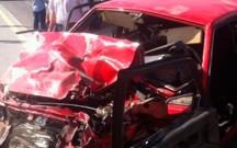 Ağdaşda yol qəzasında 6 nəfər yaralanıb