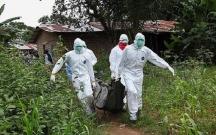 """""""Ebola""""dan ölənlərin sayı durmadan artır"""