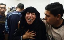 İsrail Qəzzada 35 obyekti vurdu