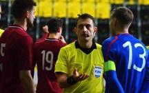 Azərbaycan – Qazaxıstan oyununun hakimləri müəyyənləşdi