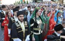 Beynəlxalq festivalda Azərbaycan da təmsil olunub