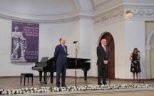 Bülbül adına VII Beynəlxalq Müsabiqəsi başladı