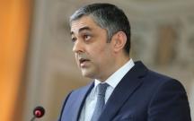 Ramin Quluzadə görüşə gedir