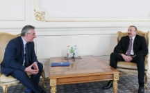 Avropada Mühafizəkarlar və İslahatçılar Alyansının prezidenti Əliyevin qəbulunda