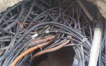 2 min metr kabel oğurladı